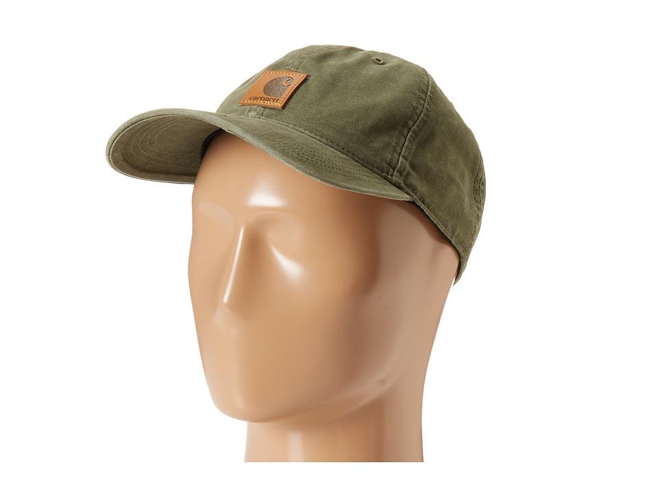 Carhartt - Odessa Cap (Army Green) Baseball Caps