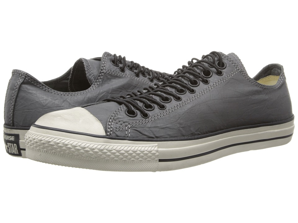 Converse by John Varvatos Chuck Taylor All Star Multi-Eyelet (Gargoyle/Turtledove) Lace up casual Shoes