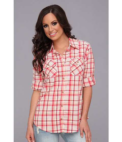 Carhartt - Huron Shirt (Geranium Coral) Women