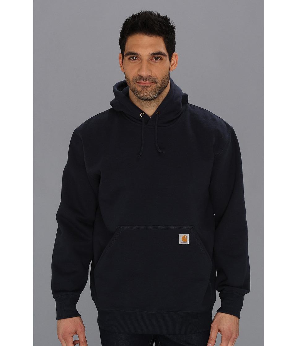Carhartt - Rain Defender Paxton Heavyweight Hooded Sweatshirt (New Navy) Men's Sweatshirt