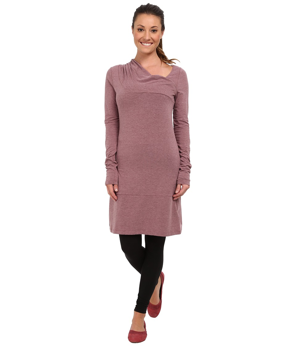 Lole - Lola 2 Tunic (Zinfandel Heather) Women's Dress