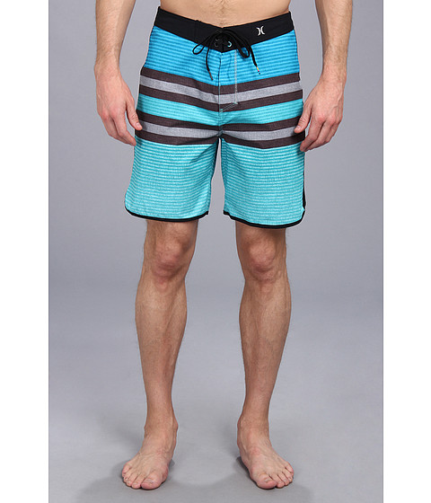 Hurley - Phantom Warp 3 Boardshort (Bright Aqua) Men's Swimwear