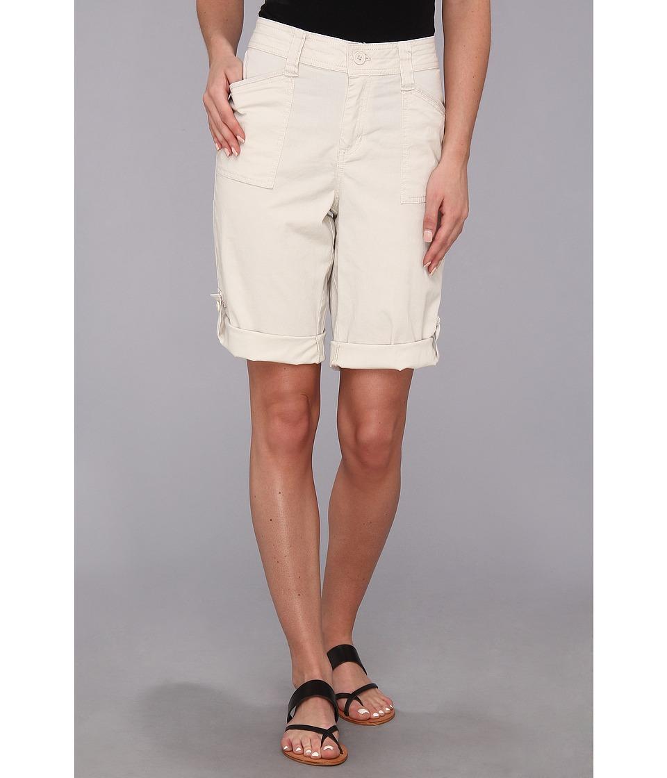 Caribbean Joe - Skimmer w/ Patch Pockets (Sand) Women's Shorts