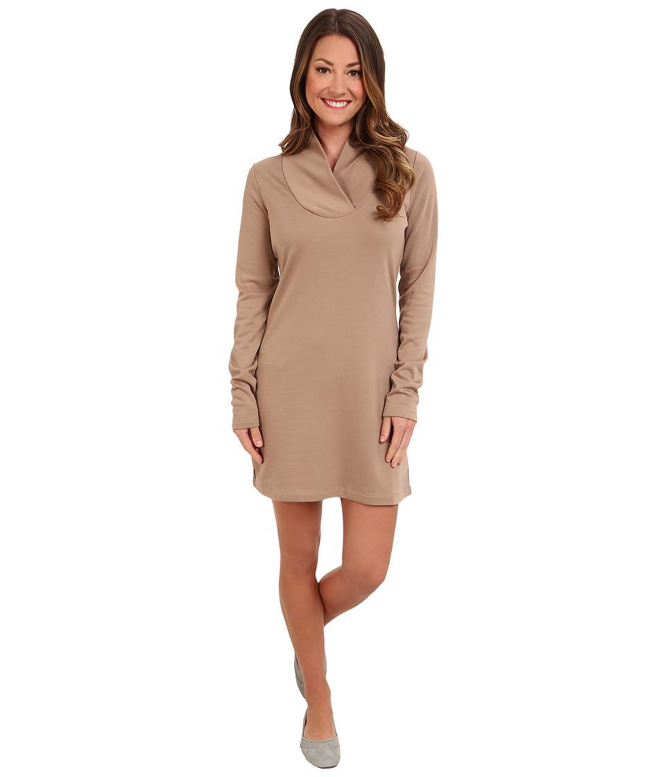 Lole - Calm Dress (Portabella) Women's Dress
