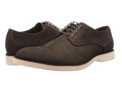 Bugatchi - Klee (Dark Brown) Men's Lace up casual Shoes