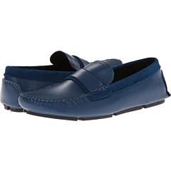 Bugatchi Britto (Marine) Men's Shoes