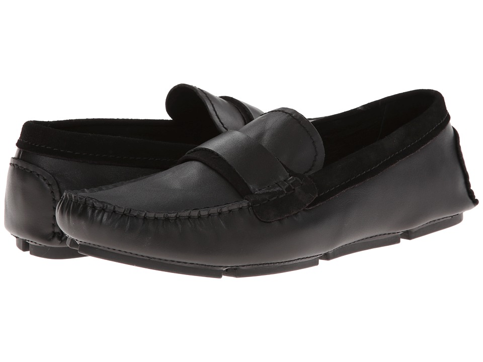 Bugatchi - Britto (Black) Men's Shoes