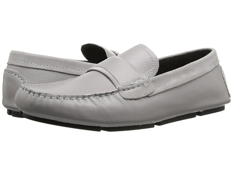 Bugatchi - Britto (Platnum) Men's Shoes
