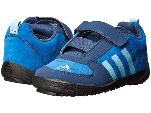 adidas Outdoor Kids - Daroga CF Leather I (Infant/Toddler) (Blue Beauty/Frost Blue/Rich Blue) Boys Shoes