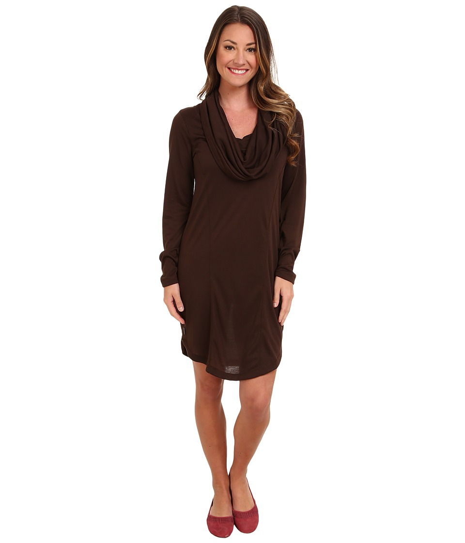 Lole - Maori Dress (Dark Chocolate) Women's Dress