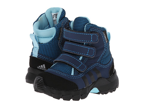 adidas Outdoor Kids - Holtanna Snow CF Primaloft I (Infant/Toddler) (Solar Blue/Black/Rich Blue) Boys Shoes