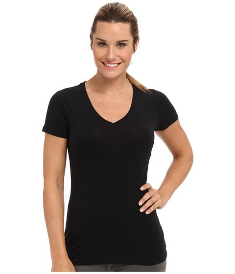 Lole - Friend Top (Black) Women's Short Sleeve Pullover