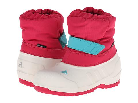 adidas Outdoor Kids - Winterfun Primaloft (Infant/Toddler) (Vivid Berry/Chalk/Vivid Mint) Girls Shoes