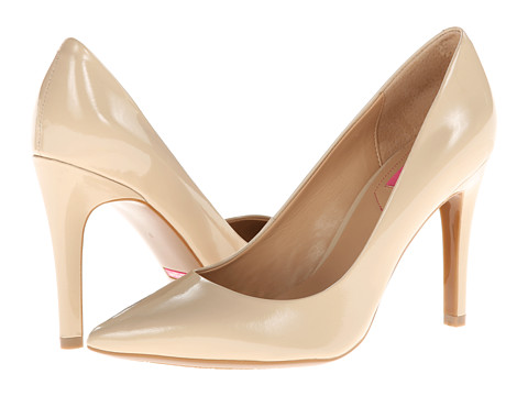 Isaac Mizrahi New York - Lamis (Light Natural Patent) High Heels