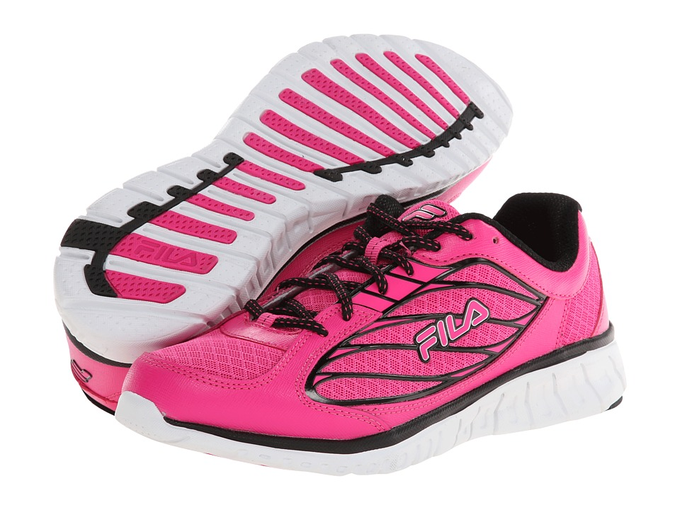 Fila - Hyper Split 3 (Pink Gloxinia/Black/White) Women