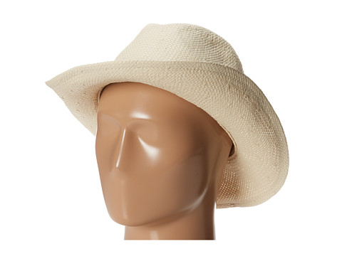 San Diego Hat Company - PBC1006 Womens Cord Cowboy Hat (Natural) Traditional Hats
