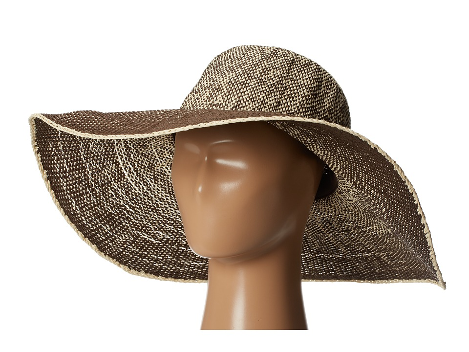 San Diego Hat Company - PBL3028 Ombre Paper Floppy (Orchid) Traditional Hats