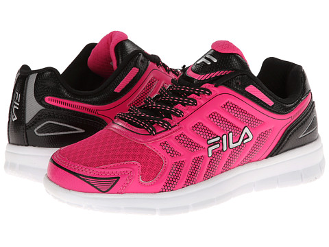 Fila - Winsprinter 2 (Pink Gloxinia/Black/White) Women