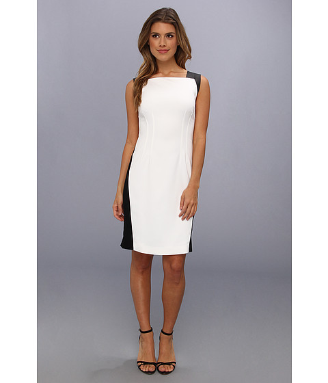 Elie Tahari - Davis Dress (White) Women