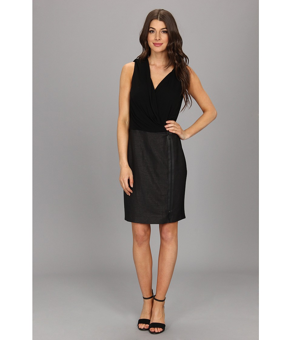Elie Tahari - Drayla Dress (Black) Women's Dress