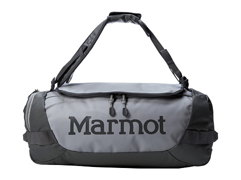Marmot - Long Hauler Duffle Bag - Small (Cinder/Steel) Duffel Bags