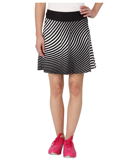 PUMA Golf - Motion Skirt-US (Black) Women