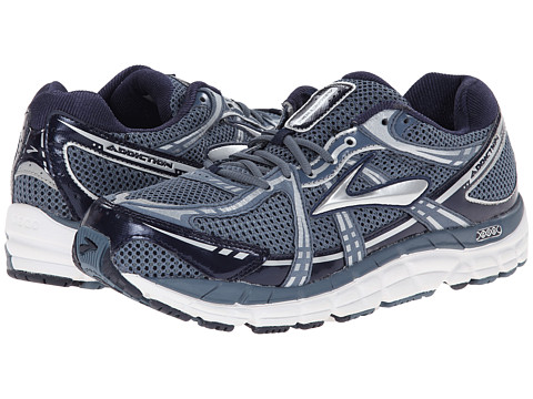 Brooks - Addiction 11 (Storm/Peacoat/Silver) Men