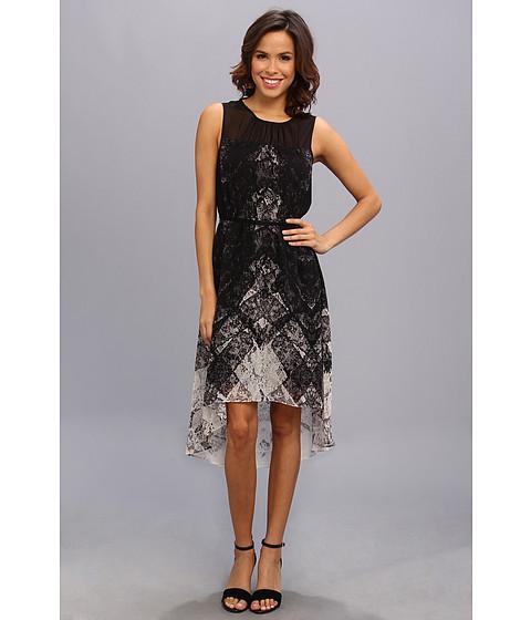 Kenneth Cole New York - Becca Dress (Black Multi) Women's Dress