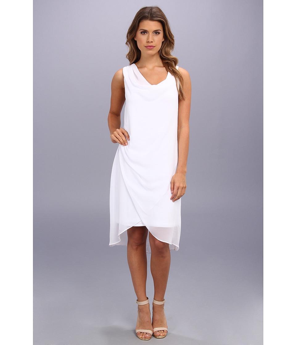 Kenneth Cole New York Cecilea Dress Womens Dress (White)