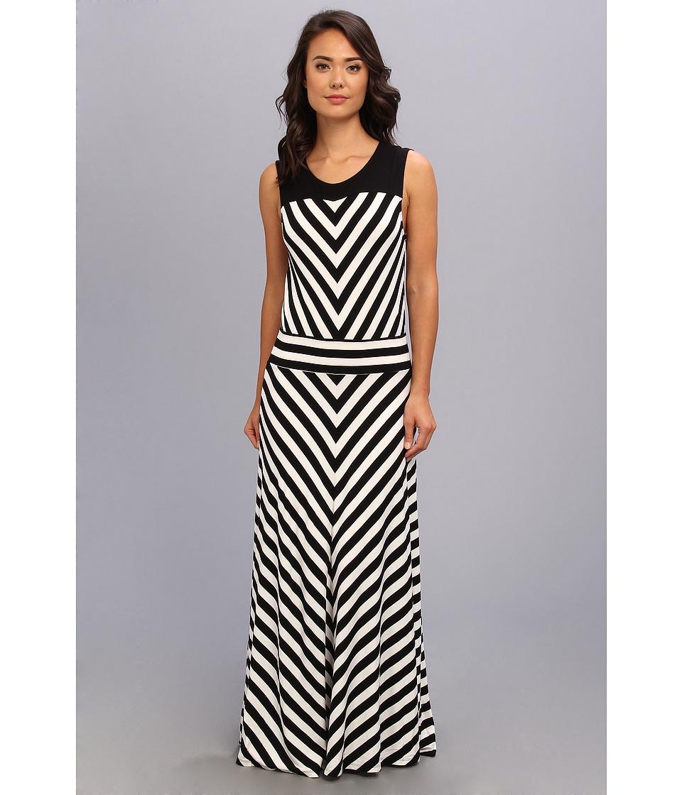 Kenneth Cole New York Harmony Dress Womens Dress (Black)