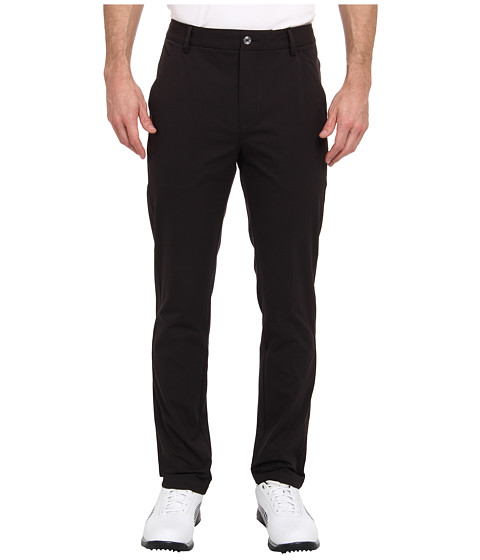 PUMA Golf - Lux Warm Pant (Black) Men's Casual Pants