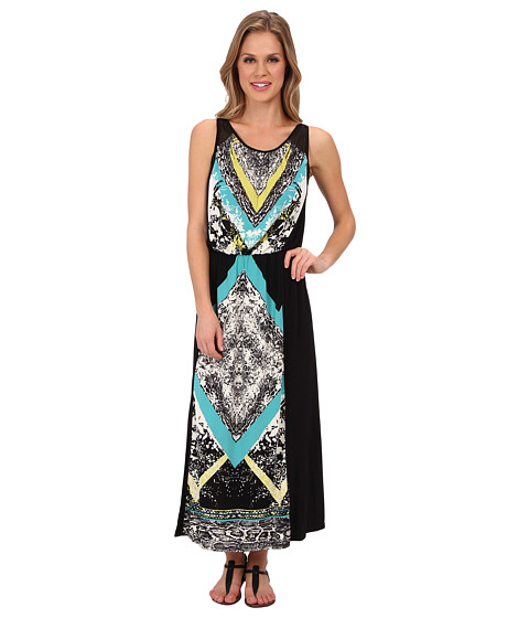 Kenneth Cole New York - Wendy Dress (Caribbean Multi) Women's Dress