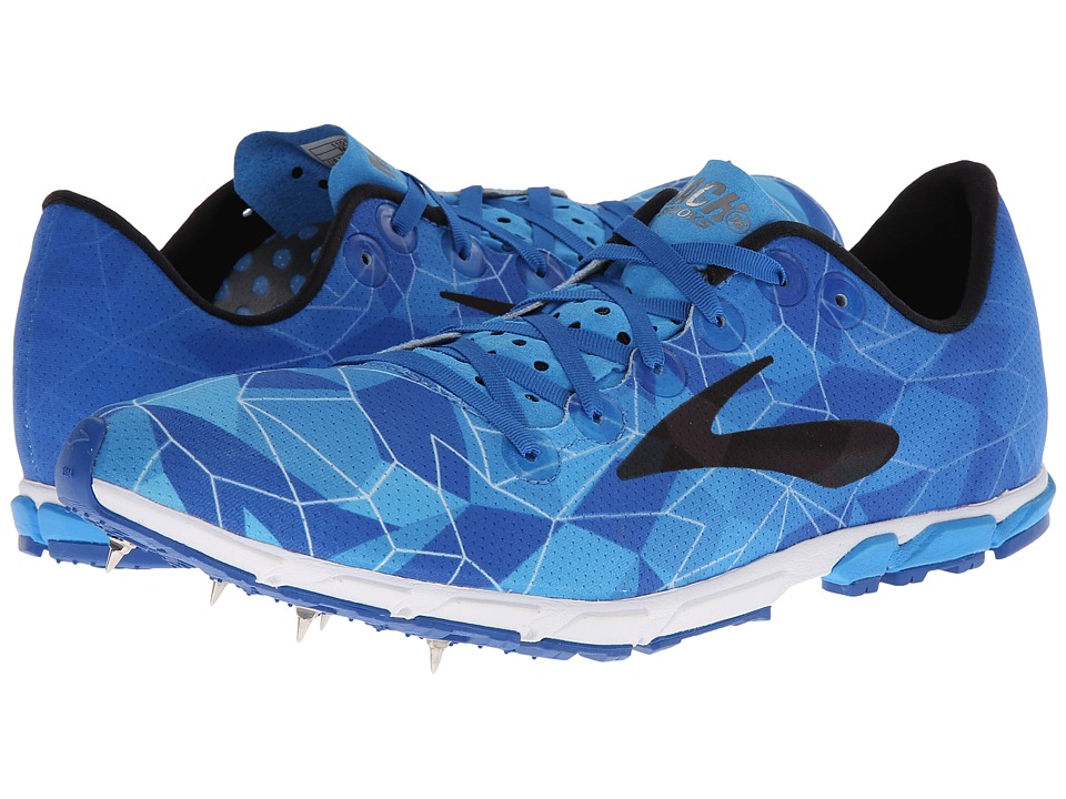 Brooks - Mach 16 (Aquarius/Blithe/Victoria Blue) Men's Running Shoes