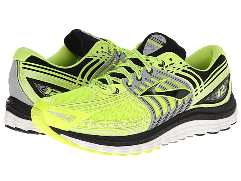 Brooks - Glycerin 12 (Nightlife/Silver/Black) Men