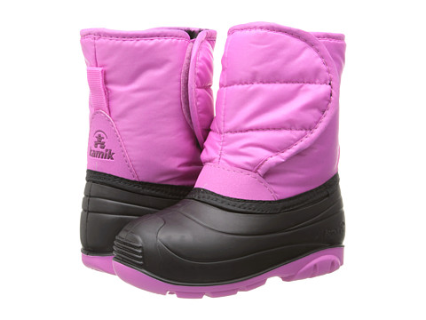Kamik Kids - Jack Frost (Toddler) (Pink) Girls Shoes