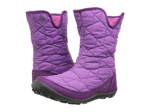 Columbia Kids - Minx Slip Omni-Heat Waterproof (Little Kid/Big Kid) (Razzle/Very Berry) Girls Shoes