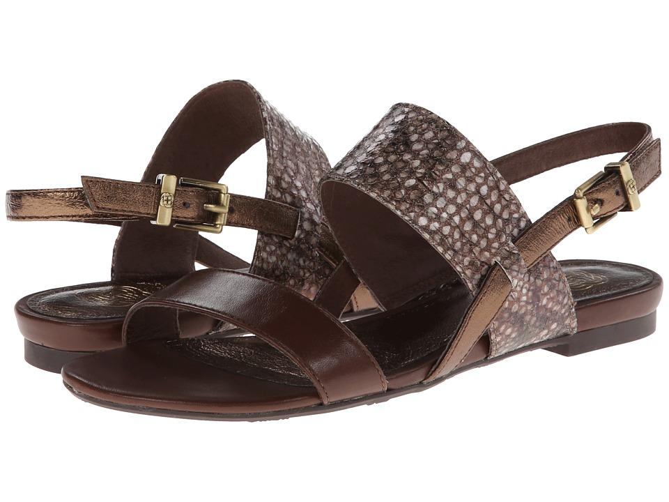 Elliott Lucca - Miah (Bronze Exotic) Women's Sandals