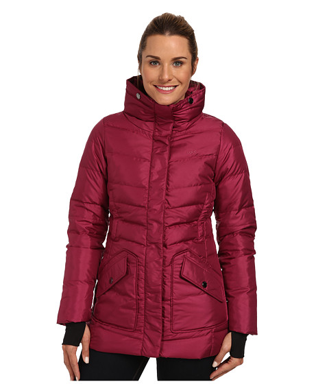 Lole - Nicky 2 Quilted Jacket (Beaujolais) Women