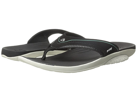 Reef - Stinger (Dark Grey) Men's Sandals