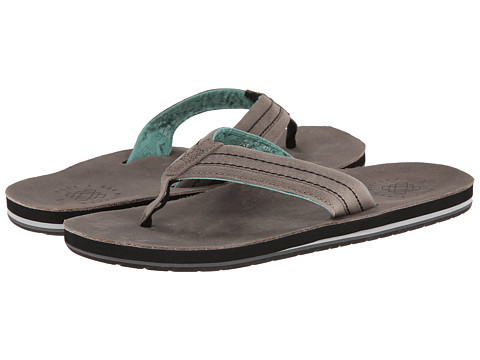 Reef - Machado High (Grey) Men's Sandals