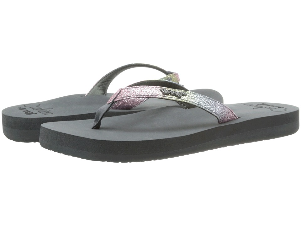 Reef - Star Cushion Luxe (Grey/Ombre) Women's Sandals