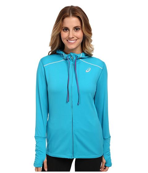 ASICS - Thermopolis LT Hoodie (Bondi Blue) Women's Jacket