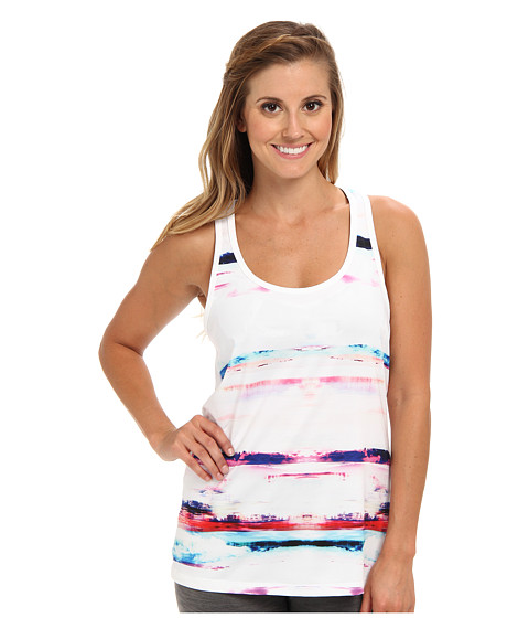 Roxy - Cut Back Tank (Scenic Stripe) Women's Sleeveless