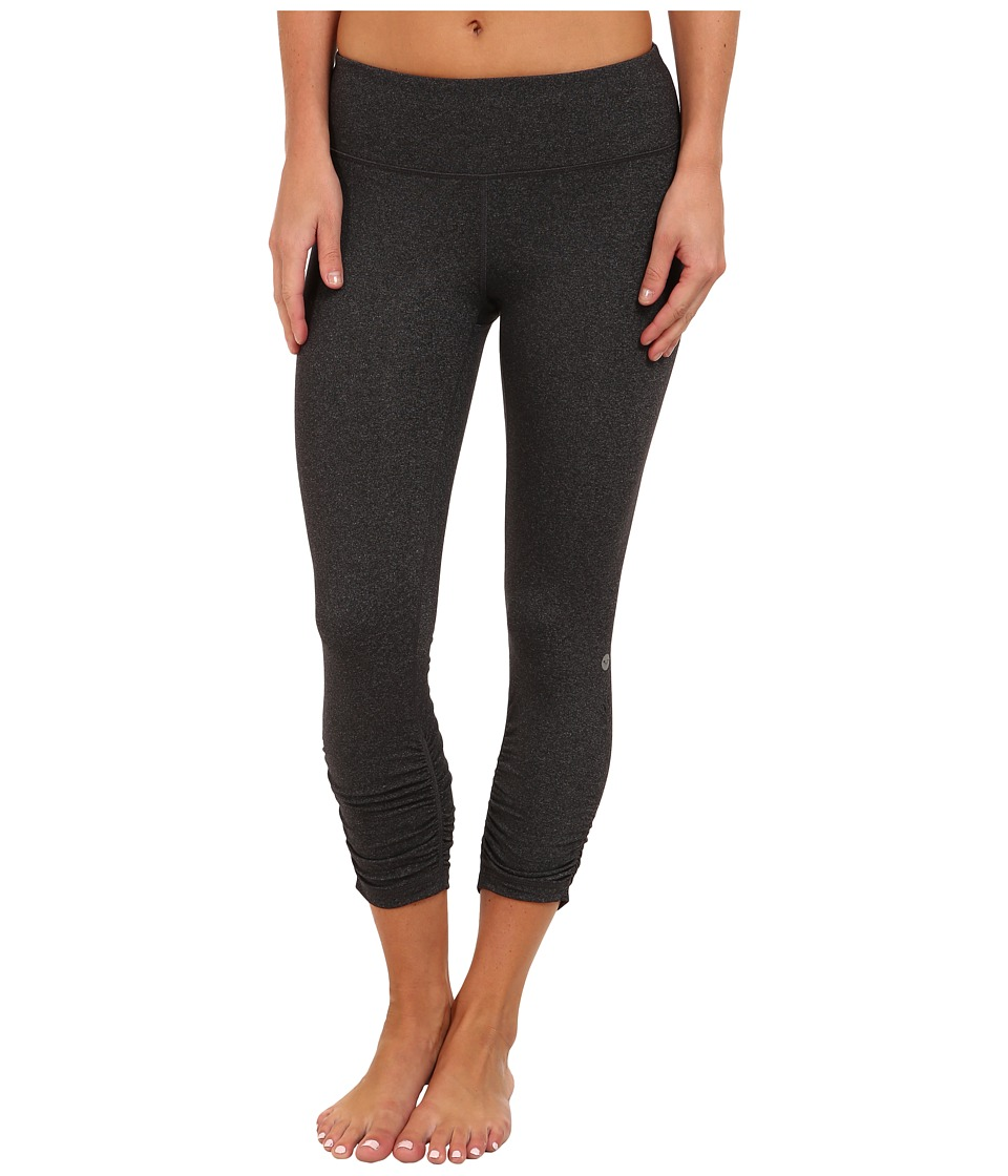 Roxy Outdoor - Energy Capri (Graphite Heather) Women's Capri