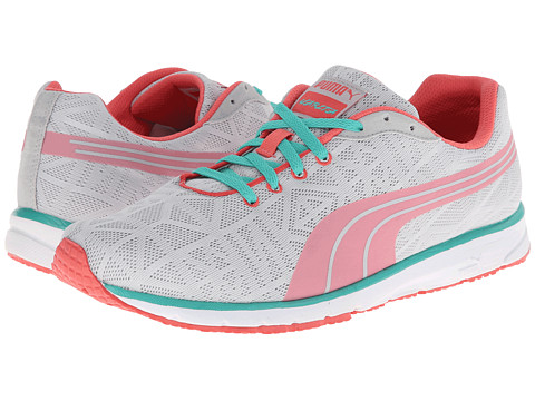 PUMA - Narita v2 (Micro Chip/Dubarry) Women's Running Shoes