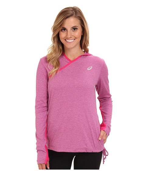 ASICS - PR Hoody (Wild Aster Heather) Women