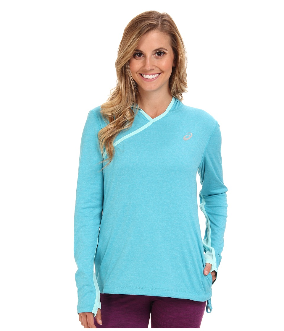 ASICS - PR Hoody (Bondi Heather) Women's Clothing