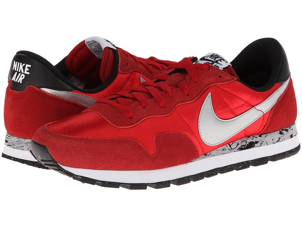 Nike - Air Pegasus 83 (University Red/Gym Red/Black/Metallic Silver) Men's Shoes