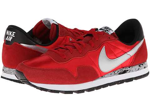 Nike - Air Pegasus 83 (University Red/Gym Red/Black/Metallic Silver) Men