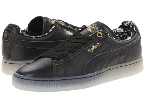 PUMA - Basket Classic XS Chang (Black) Women